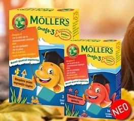 Mollers Soft Gels